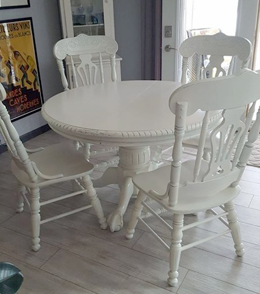 Residential Wood Furniture Repair