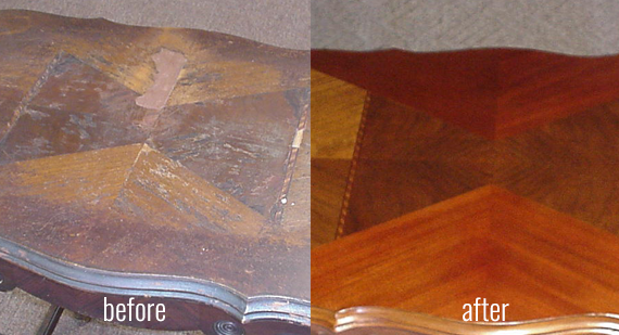 Wood Furniture Repair Restoration Fort Wayne Kelly S Furniture Service